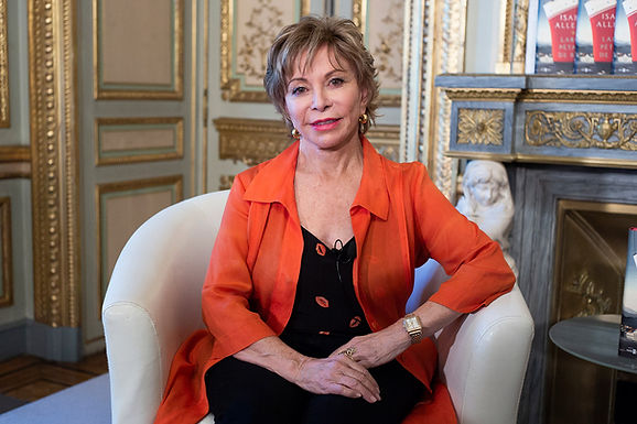 E W . Isabel Allende celebrates life's highs and lows ahead of HBO Max biopic debut