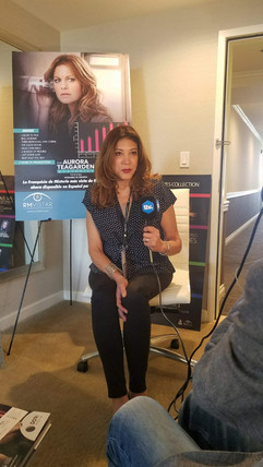 OUR CEO AND FOUNDER ROSE MARIE VEGA