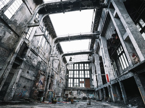 Why you should go Urban Exploring