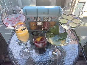 4 Classic Cocktails to Make: Gin Edition