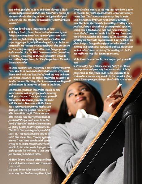 Sovereign Magazine Cover Story