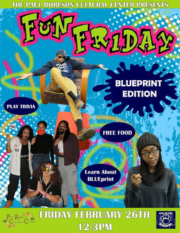 BLUEprint's Fun Friday