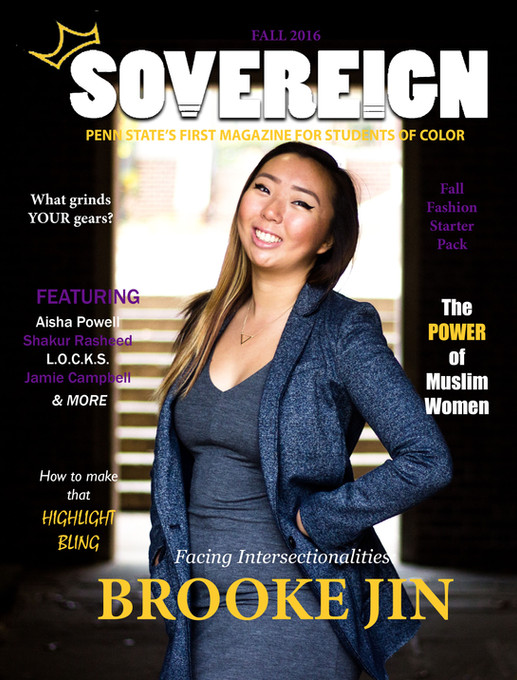 Sovereig Magazine Front Cover