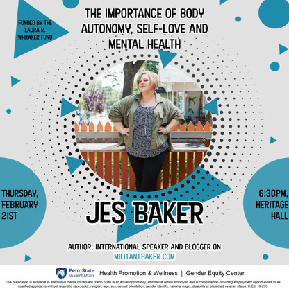 Jes Baker event
