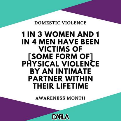 Domestiv Violence Facts