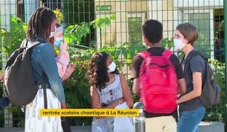 Rentrée scolaire : des parents soulagés malgré le covid-19