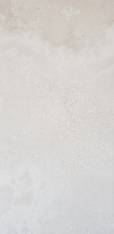 Benetti Blanc Honed Italian Porcelain Rectified Edge Tile 450x900x10mm