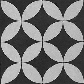 Artisan Oxford Black Matt Rectified 200x200x7mm