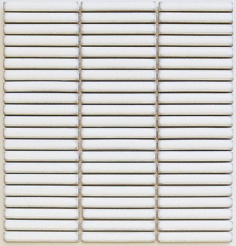 Burleigh Beige Glazed Matchstick Mosaic 285x295x7mm