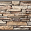Thumbnail: Mountain Ledgestone Cabernet Flat Stone Cladding