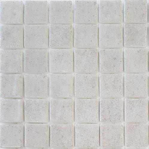 Kona Sand Rock Matt Glass Mosaic 310x310x4mm (25x25mm chip)