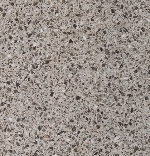 Rox Terrazzo Tortora Polished Rectified 600x600x10mm