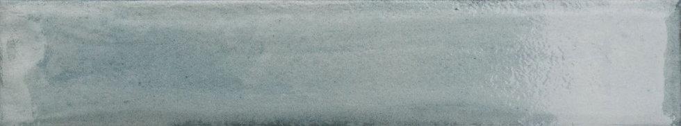Kings Canyon Azzurro Gloss Subway Pressed Edge 75x400x8mm