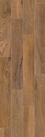 Oak Rectified Matt Porcelain Timber Plank Tile 200x1200x10mm