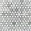 Thumbnail: Alhambra Verdi Cristallo and Thasso Honed Mosaic 305x305x10mm
