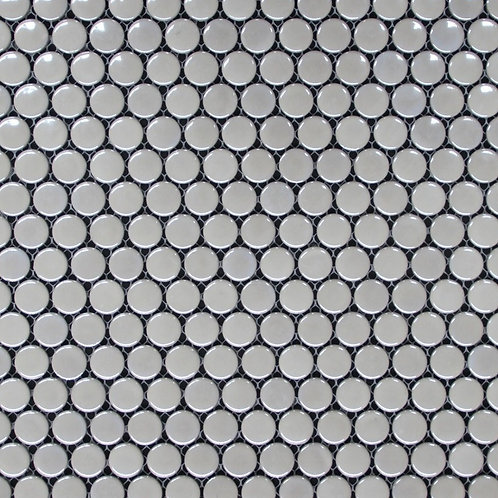 Penny White Round Pearl Mosaic 315x292x5mm