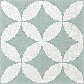 Artisan Oxford Mistletoe Matt Patterned Rectified 200x200x7mm
