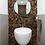 Thumbnail: Caribbean 02 Organic Natural Timber Panels 300x300mm