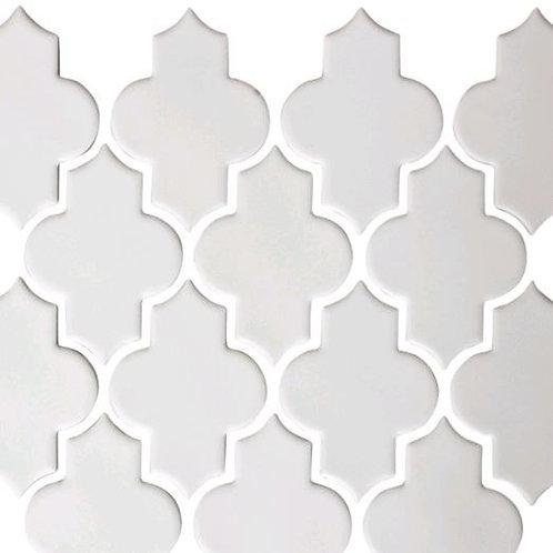Podium White Matt Glazed 260x290x6mm