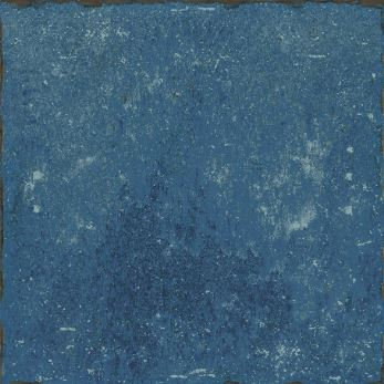 Kata Beach Blue Gloss Pressed Edge 200x200x6.5mm