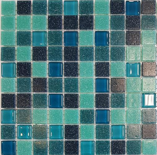 Fraser Glass Mosaic 320x320x4mm (20x20mm chip)