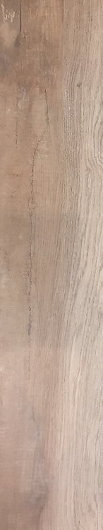 Cedar Lodge Almond Rectified Timber Look Porcelain Tile 197x1200x10mm