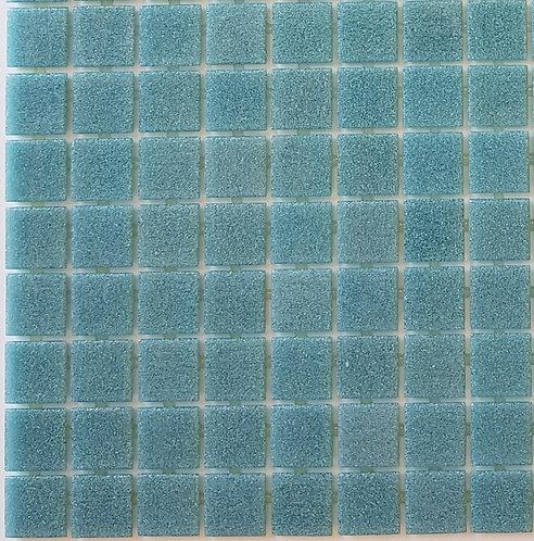 Pacific One VTC20.96 Glass Pool Mosaic 322x322x4mm (20x20mm chip) Hotmelt
