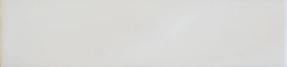 Miami White Wave Ceramic Matt Pressed Edge Subway 68x280x7mm