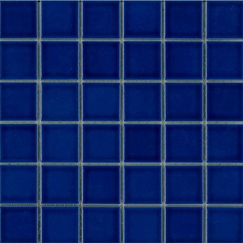 St Martin Ultramarine Mosaic 297x297x4mm (47x47mm chip)