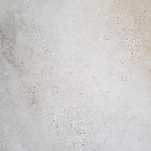 Travertino Bianco Porcelain 600x600x10mm External P5