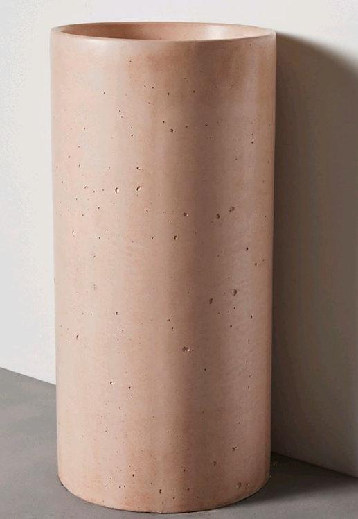 Como Concrete Basin Nude 420mm Diameter x 880mm(H) (P.O.A)