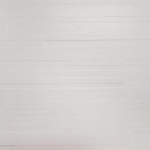 Lanes Textured White 300x600x8mm