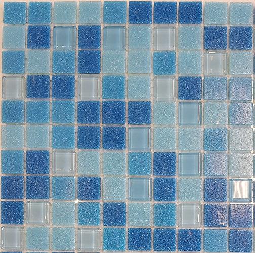 Moreton Glass Mosaic 320x320x4mm (20x20mm chip)