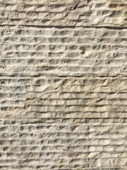 Shot Oyster Marble Wall Cladding 400x100x15mm