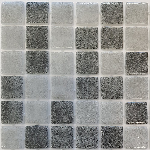 Kona Mimic Glass Mosaic 310x310x4mm (25x25mm chip)