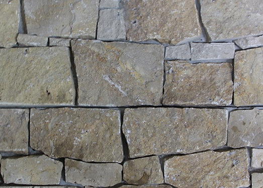 Ledgestone Travertine Stone Panel 610x152mm