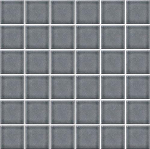 St Martin Steel Grey Mosaic 297x297x4mm (47x47mm chip)