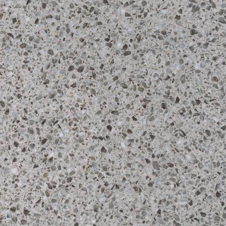 Rox Terrazzo Gesso Matt Rectified 600x600x10mm