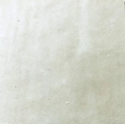 Bianco Zellige Morocco Handmade Glazed 100x100x13mm