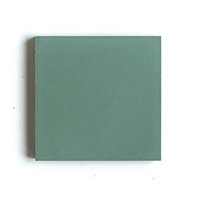 Paradise Leaf Square Encaustic Rect 100x100x15mm