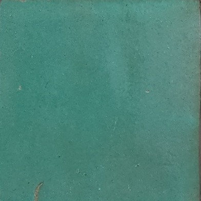 Jade Zellige Morocco Handmade Glazed 100x100x13mm