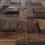 Thumbnail: Caribbean 08 Organic Natural Timber Panels 300x300mm