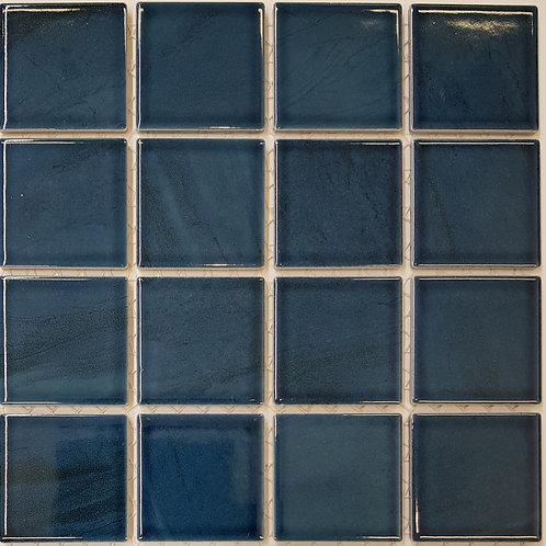 Carrera Midnight Porcelain Mosaic 303x303x4mm (58x58mm chip)