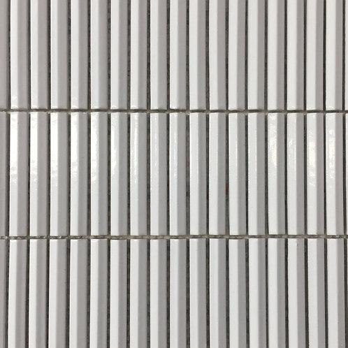 Stockade Antique White 3d Bevelled Mosaic 300x300mm