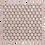 Thumbnail: Ruby Tumbled Penny Round Mosaic 305x287x10mm