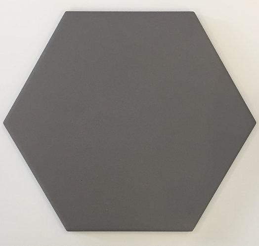 Light Grey Hexagon Matt 200x174mm
