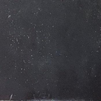 Black Zellige Morocco Handmade Glazed 100x100x13mm