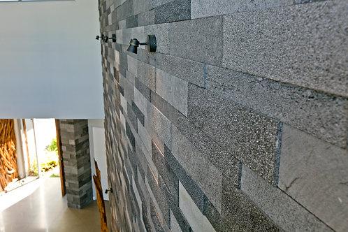 3D Batu Jimbar Light Weight Lava Cladding 80x600x10/20mm and 140x600x10/20mm