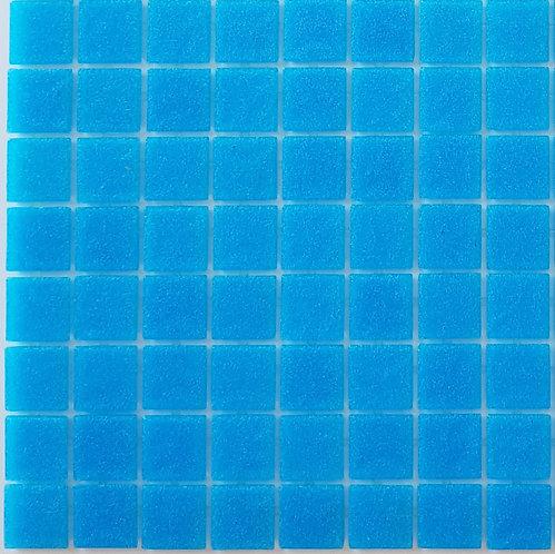 Pacific One FL23 Glass Pool Mosaic 322x322x4mm (20x20mm chip) Hotmelt
