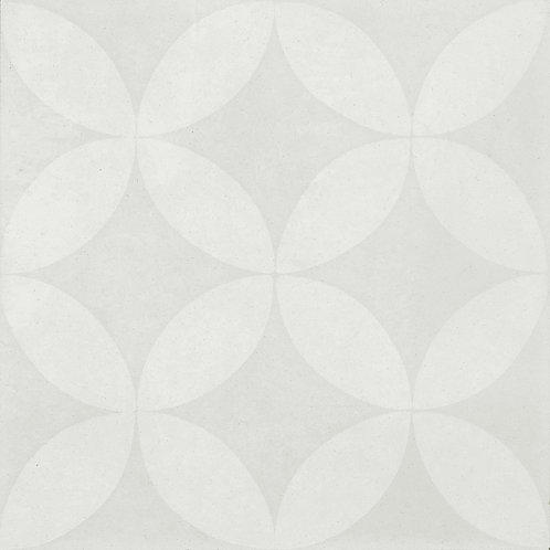 Artisan Oxford Mist Matt Patterned Rectified 200x200x7mm